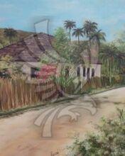 Antiga residência da família de Nair e Herval