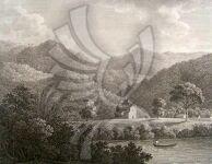 Pintura da Igreja da Matriz em 1822
